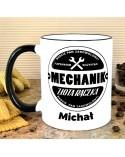 Personalizowany Kubek Merchanika