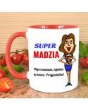 Kubek Super Kobiety - personalizowany prezent