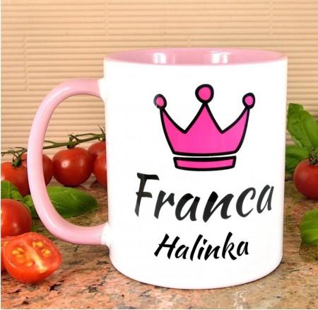 Kubek Franca - personalizowany prezent z imieniem