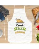 Fartuch kuchenny prezent dla Szefa Kuchni - personalizowany