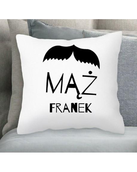 Poduszka na personalizowany prezent dla Męża
