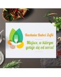 Deska do krojenia personalizowany prezent dla Babci - Kuchnia Babci
