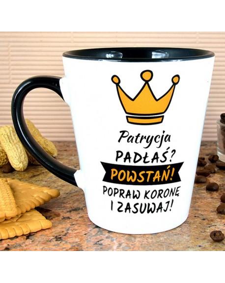 Kubek Latte Padłaś Powstań - personalizowany prezent