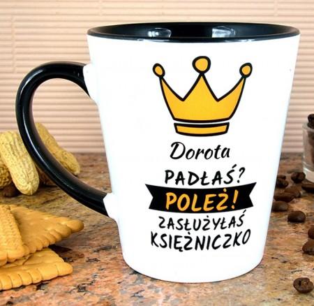 Kubek Latte Padłaś Poleż - personalizowany prezent